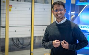 Nikhil Dixit - Additive Manufacturing Engineer